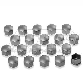 Унивирсальный комплект колпачков колесных болтов (20)шт.