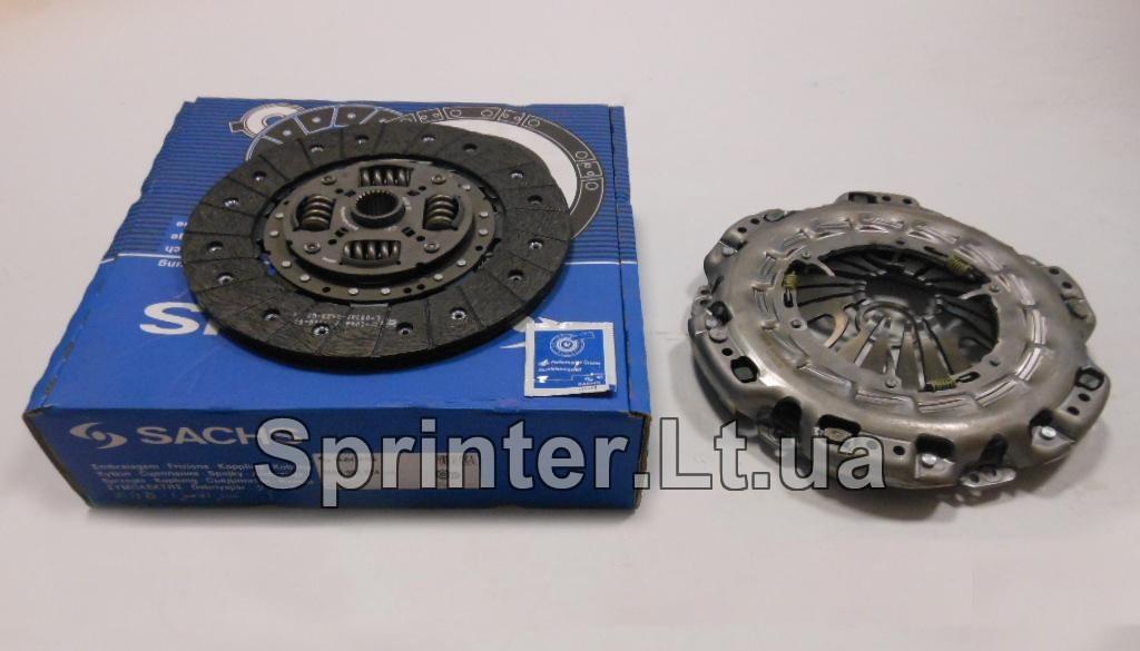 Комплект сцепления MB Sprinter(906) 218-519, 3.0CDI, OM642