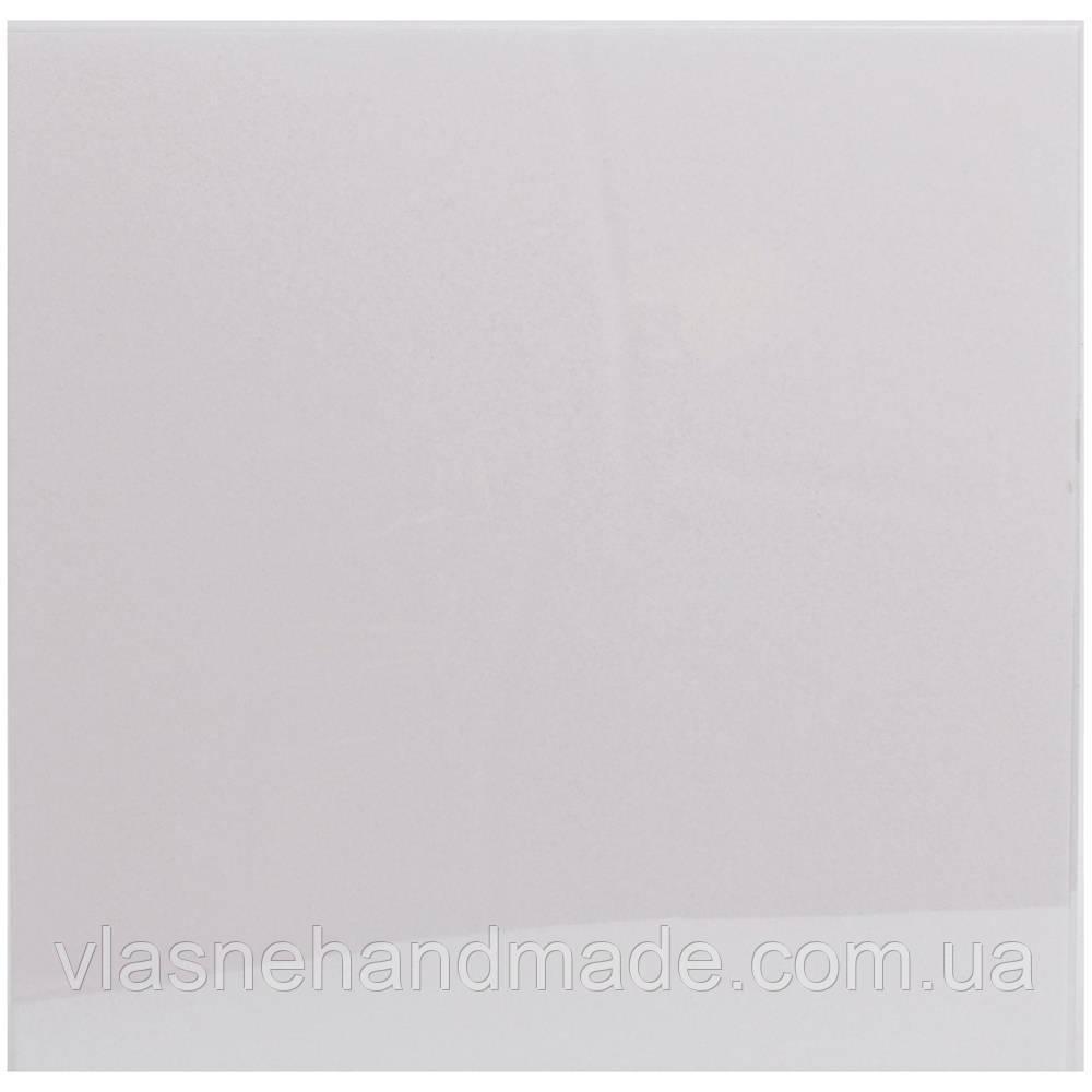 Пластик для шейкерів - прозорий, тонкий - 30х30