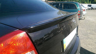 Lip-спойлер на багажник Skoda Octavia A5
