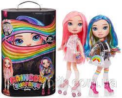 Набор с куклой Poopsie Rainbow Surprise Dolls куклы Пупси Радужная или Розовая леди сюрприз (559887)