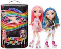 Набор с куклой Poopsie Rainbow Surprise Dolls куклы Пупси Радужная или Розовая леди сюрприз (559887), фото 1
