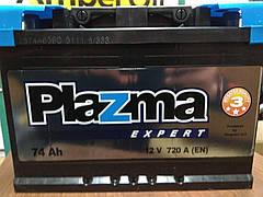 Plazma 6СТ-74 АзЕ Expert Автомобильный аккумулятор