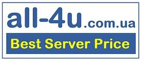 Интернет-Магазин Серверного Оборудования All-4U.com.ua