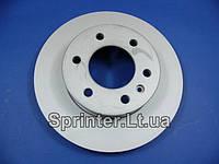 Диск тормозной пер. Sprinter/Crafter 06- (299.6x28), фото 1