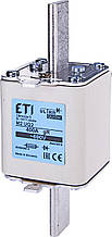 Предохранитель ETI M2UQU-N aR 300A 690V 50kA 4334219 ножевой сверхбыстрый (NH-2)