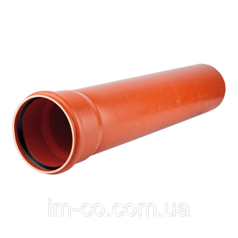 Труба KG Ostendorf 160х4,0 мм, 2000 мм