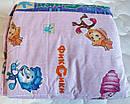 Одеяло силиконовое легкое Фиксики, фото 4