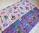 Одеяло силиконовое легкое Фиксики, фото 3