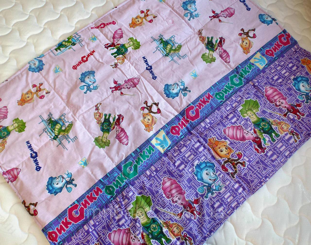 Одеяло силиконовое легкое Фиксики