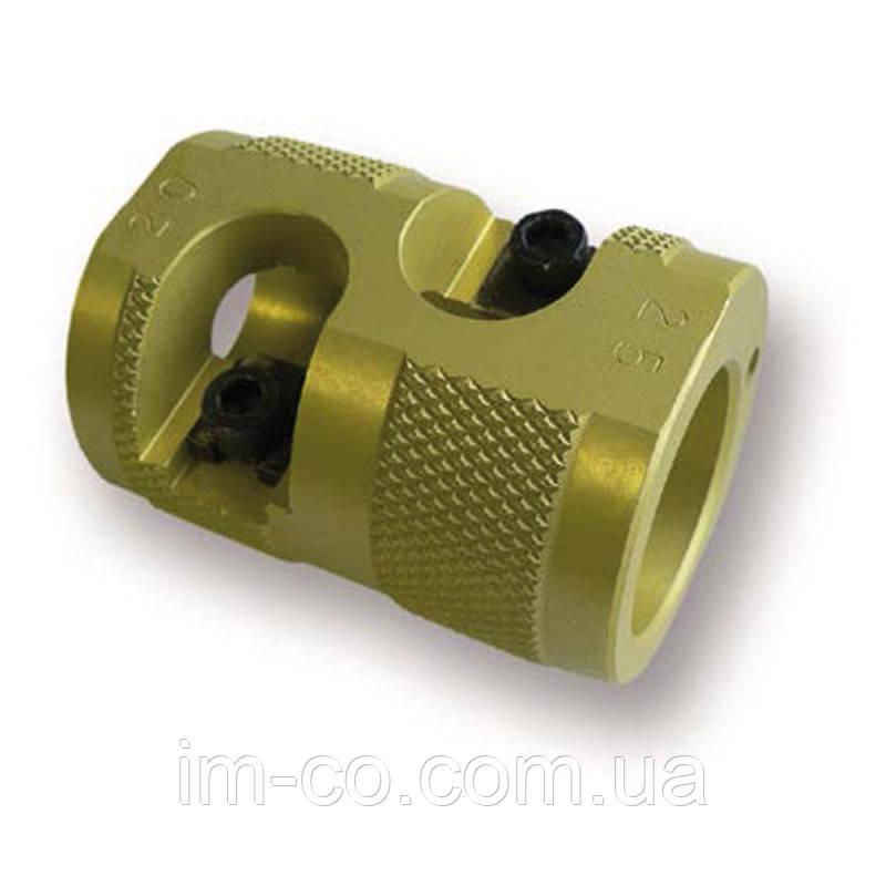 Обрезное трубне пристрій Ekoplastik 50 мм