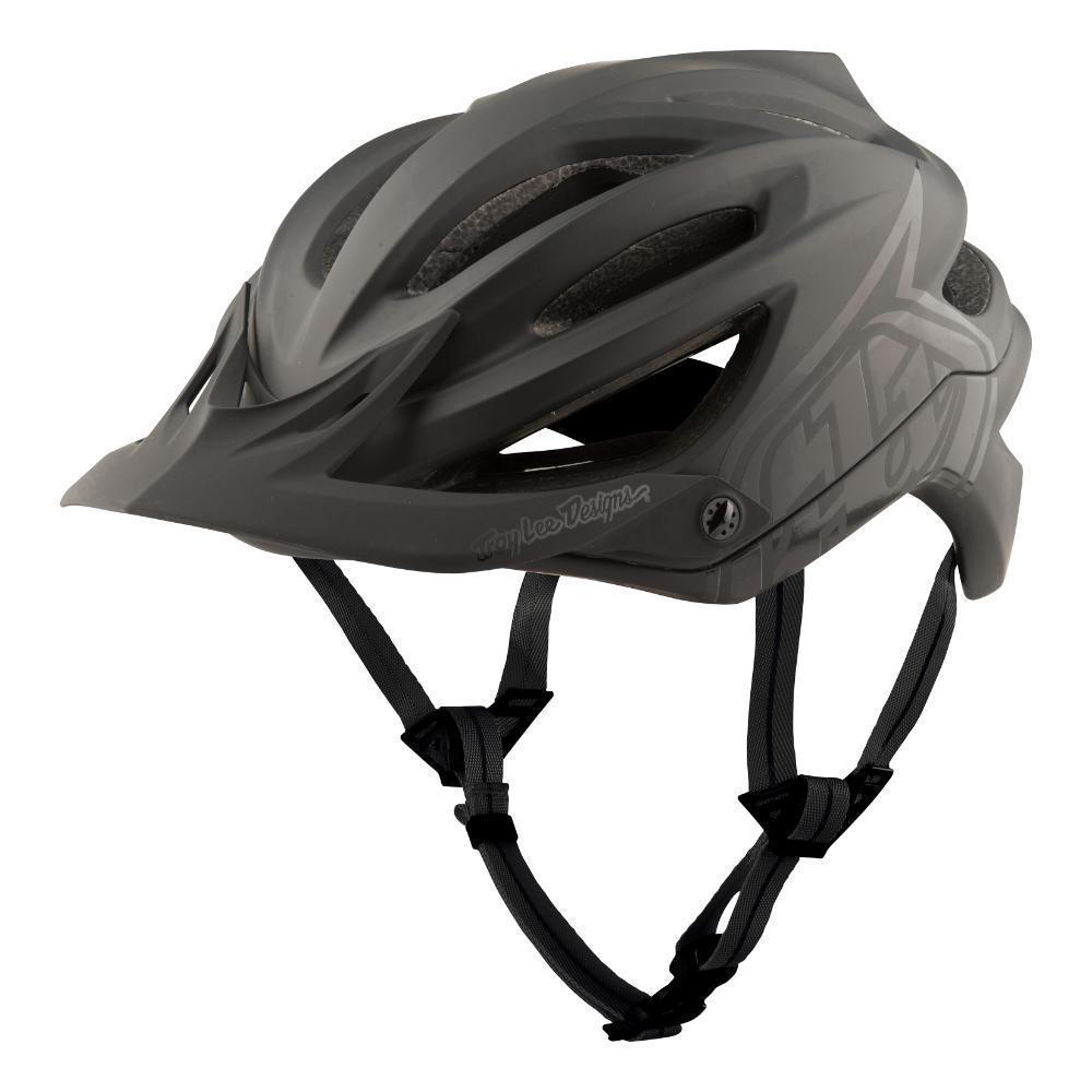 Велошлем Troy Lee Designs TLD A2 MIPS Decoy (черный) размер M/L