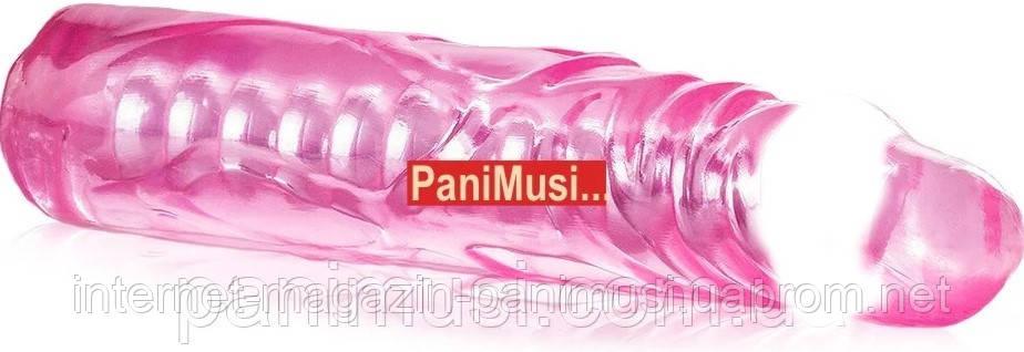 Реалистичный Фаллоимитатор Гелевый Фаллос с позвоночником гнущийся деликатный Розовый Оргазм гарантирован