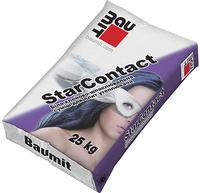 Смесь цементная BAUMIT STAR CONTACT клеяще-армирующая для ППС, МВ, XPS, 25кг