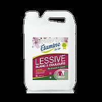 """Рідкий пральний порошок """"Квітка вишні і жасмин"""" органічний Etamine du Lys,5 л"""
