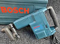 Отбойный молоток BOSCH 11E: 1500 Вт | Удар 16,8 Дж | SDS MAX Кейс + Зубило, долото в комлекте