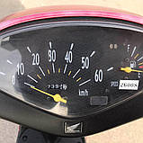 Мопед Honda Dio AF62, фото 6