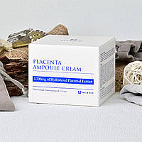 Mizon Антивозрастной укрепляющий и питательный плацентарный крем Mizon Placenta Ampoule Cream