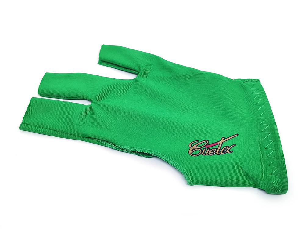Рукавичка Cuetec Pro Green відкрита
