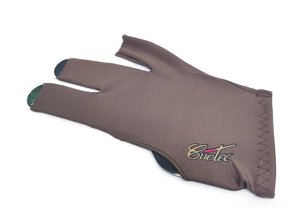 Перчатка Cuetec Pro безразмерная коричневая