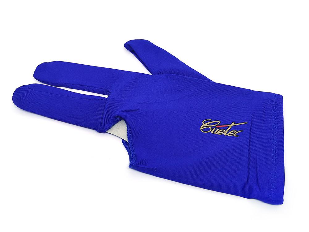 Перчатка Cuetec безразмерная синяя
