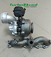 Турбина VW Passat B6 2.0 TDI / Skoda Octavia II 2.0 TDI Пассат Б6 2.0 724930-0002, фото 1
