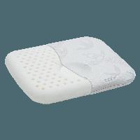 Детская ортопедическая подушка из натурального латекса ТОП-206