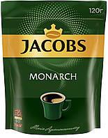 Кава розчинна Jacobs Monarch, пакет, 120 г (prpj.46525)