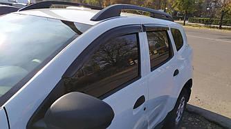 Дефлектори вікон НОВИЙ Renault Duster (2018-2020)