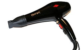 Фен профессиональный для волос Gemei Gm-1767, мощность 3000 В / Фен для укладки волос