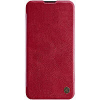 Чехол (книжка) для Xiaomi Redmi 8, Nillkin, Qin Series, кожаный