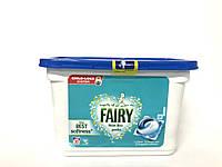 Капсулы для стирки 3в1 Fairy non bio pods ( 20 стирок)