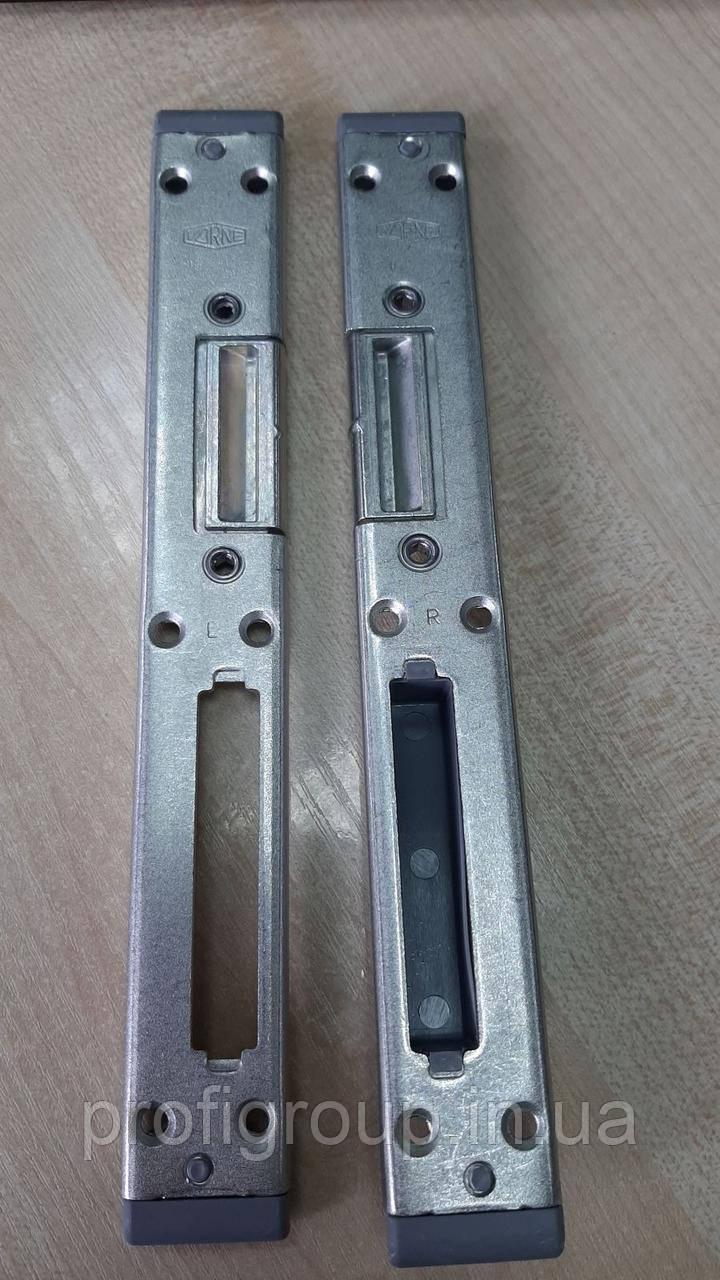 Відповідна планка дверна під язичковий замок Vorne (13 мм) ліва/права для ПВХ дверей