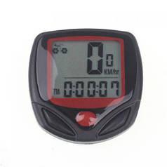 Велокомпьютер спидометр для велосипеда часы 15-в-1 HLV MBI-67