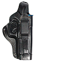 Поясная кобура из кожи для пистолета Beretta 92, Elite 2, Umarex со скобой, фото 3