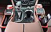 Органайзер в авто между консолью сиденьем  в машину, цвет черный и коричневый + подарок, фото 4