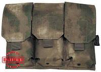 Подсумок MFH на 3-6 магазинов Molle A-Tacs FG 30616E