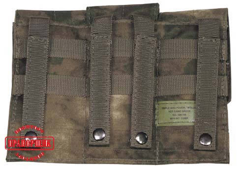 Подсумок MFH на 3-6 магазинов Molle A-Tacs FG 30616E, фото 2