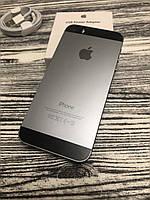 Смартфон Apple Iphone 5s 16gb Space Gray Neverlock Б/У оригинал