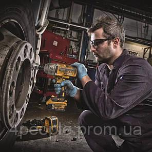 Акумуляторний ударний гайковерт DeWalt DCF899HN, фото 2