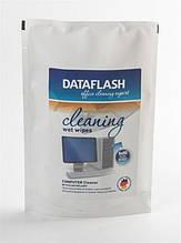Чист. DataFlash (DF1516B) салфетки для техники, 100 шт (refill DF1512)