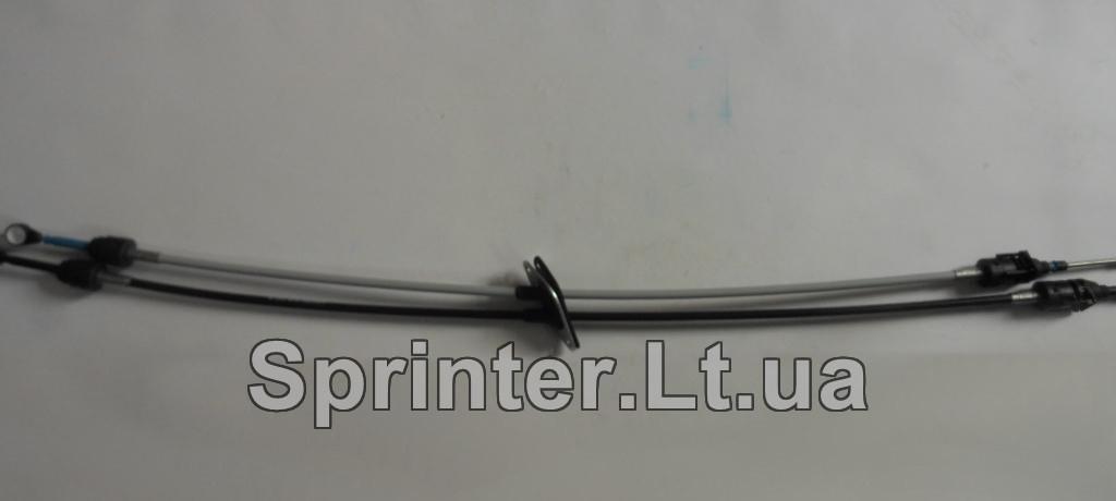 Трос кулисы MB Sprinter 2.7CDI, 00-06