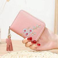 Небольшой кошелек с вышивкой, фото 1