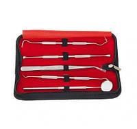 Набор стоматологических инструментов 5 предметов