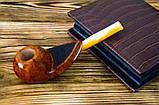 Трубка для курения Freehand из бриара высокого качества прямоток, фото 3