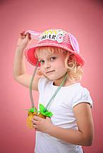 Прикольная летняя светится детский шляпу с подвижными ушами Розовый