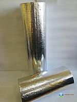 Утеплитель для труб из минеральной ваты,  80 кг/м3, фольгир.,толщина  50 мм,  диаметр 38 мм, фото 1