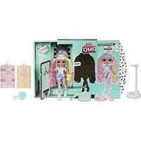 Кукла ЛОЛ Сюрприз! ОМГ 2 -я серия Кендилишис L.O.L. Surprise! O.M.G. Candylicious Fashion ОРИГИНАЛ!