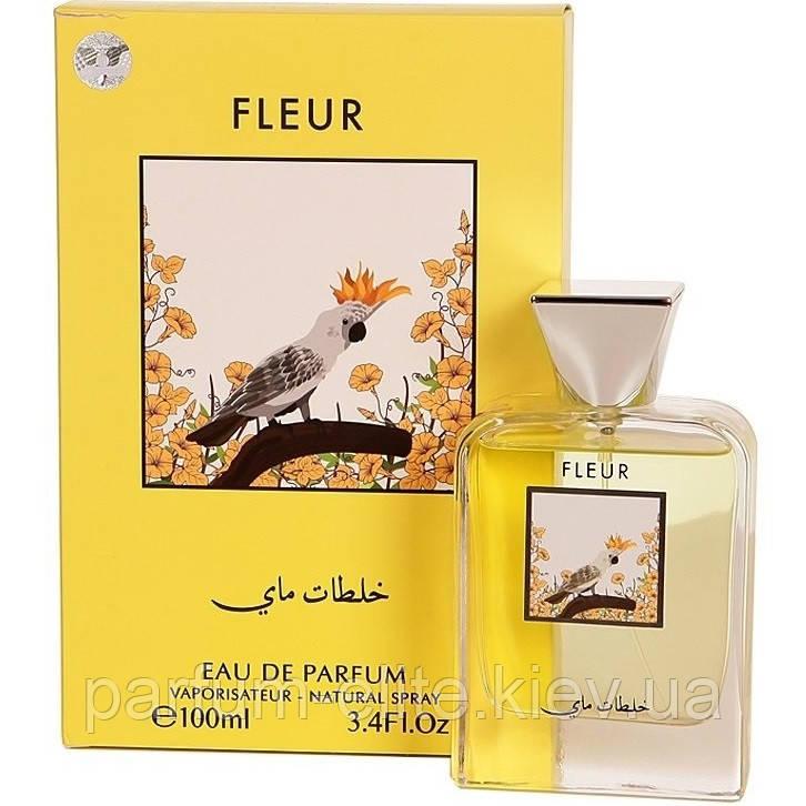 Мужская восточная парфюмированная вода My Perfumes Fleur 100ml