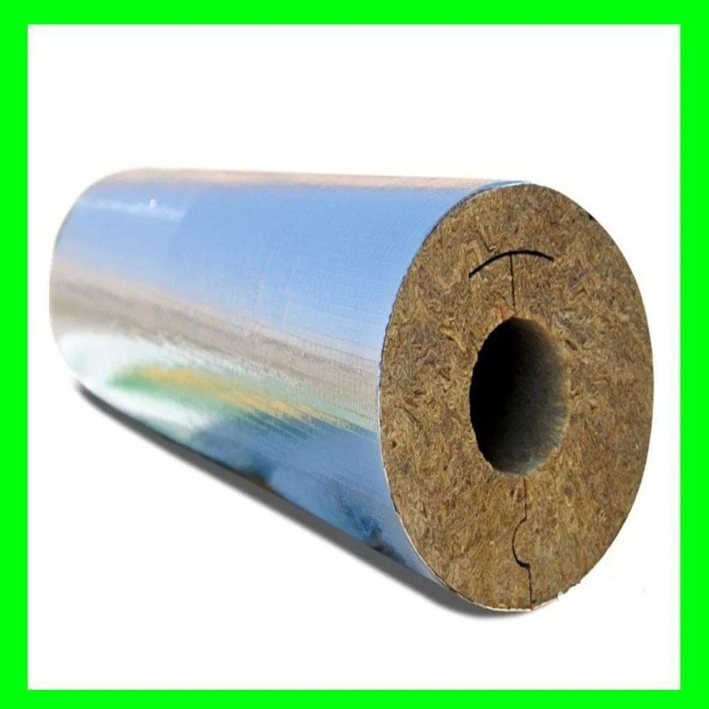 Изоляционные трубы для вытяжки 38/20 фольгированный